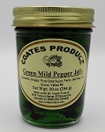 Green Mild Pepper Jelly