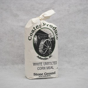 White Unbolted Cornmeal
