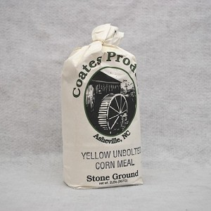 Yellow Unbolted Cornmeal