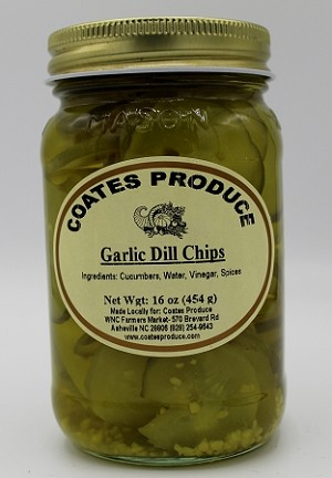 Garlic Dill Chips