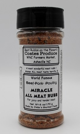 Miracle Meat Rubb
