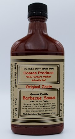 Original Zesty Barbecue Sauce