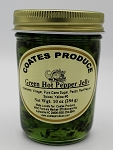 Green Hot Pepper Jelly